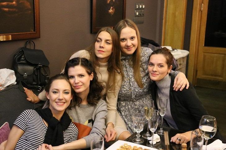 Первый вечер выпускников Академии Н.С. Михалкова
