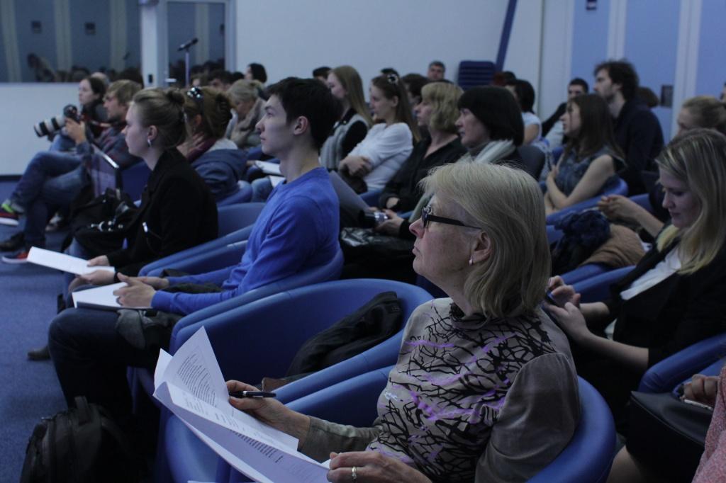 Лекторий «Лаборатории PROкино»: старт нового сезона