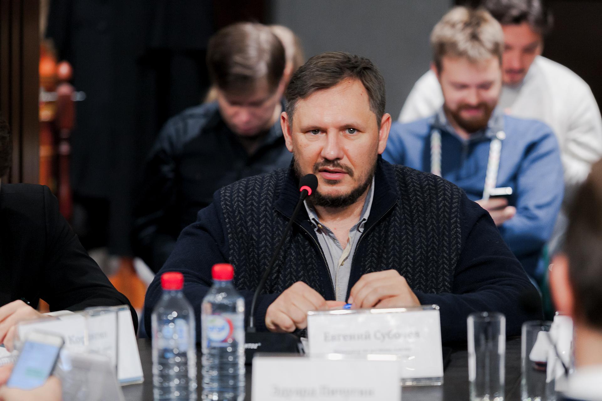Е. Субочев