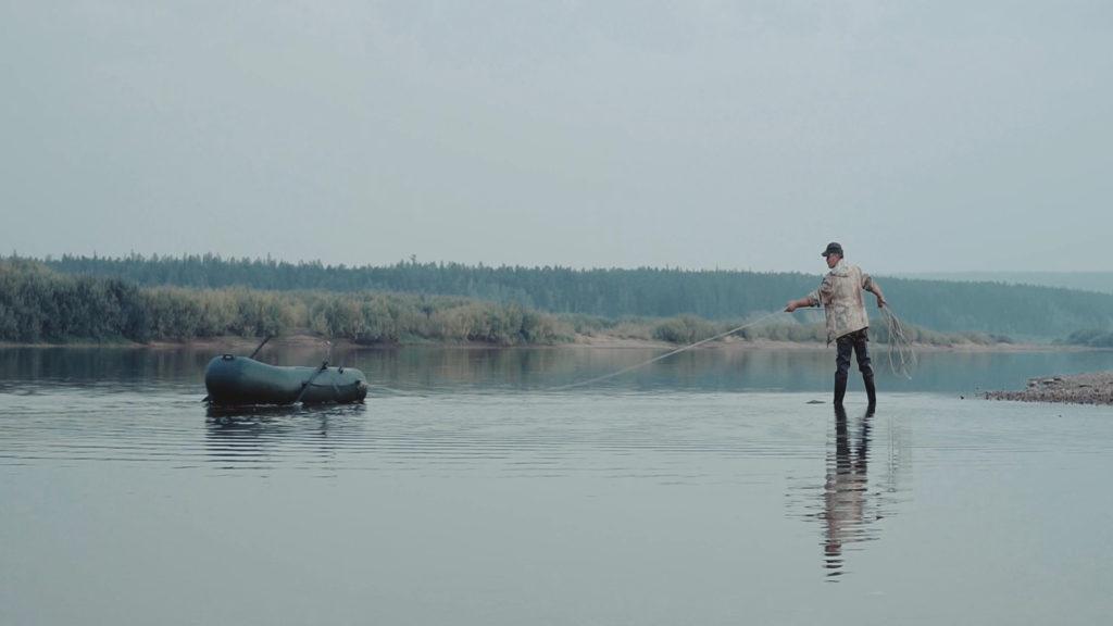Онлайн-премьера на Пилигриме: «Река» Дмитрия Давыдова
