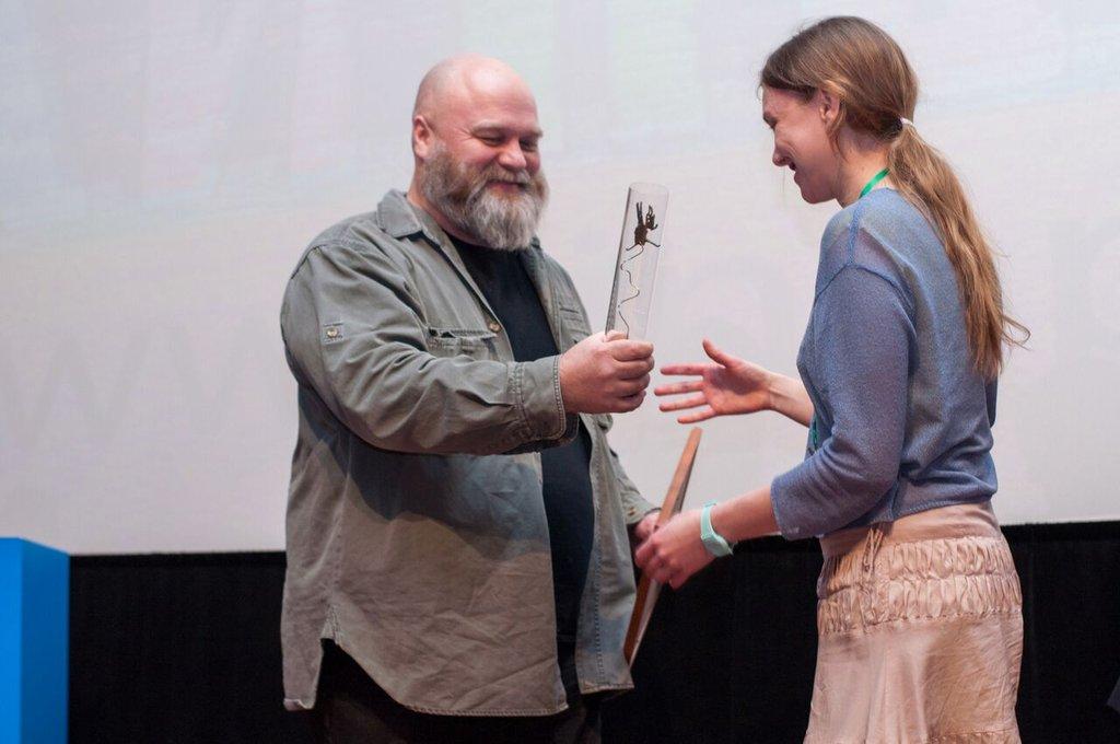 вручение «Таня», режиссер Мария Седяева